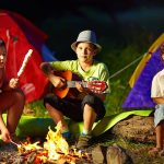 How to Have a Blast Camping (Without Ever Leaving Your Yard!) Camping, Camping Tips and Tricks, Things to Do When Camping, Camping Hacks, Camping with Kids, Kids Camping Hacks