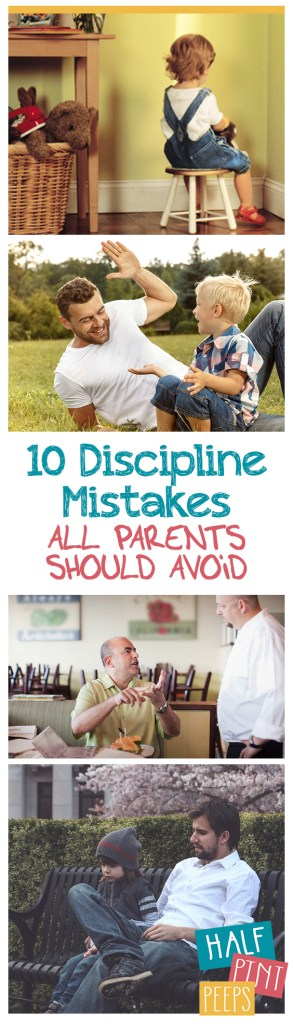 10 Discipline Mistakes All Parents Should Avoid Making| Parenting, Parenting Hacks, Parenting Tips and Tricks, How to Discipline Your Kids, Discipline Your Kids, Parenting Advice, Mom Blog, Mom Advice, Popular Pin. #parenting #parentinghacks #parentingtips #kids #kidstuff