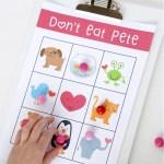 14 Printable Valentine's Day Games for Kids| Printable Games, Printable Games for Kids, Games for Kids, Kid Stuff, Valentines Day, DIY Valentines Day #KidStuff #ValentinesDayDIYs