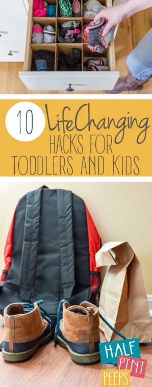 10 Life Changing Hacks for Toddlers and Kids| Life Hacks for Toddlers, Toddler Life Hacks, Life Tips and Tricks, Life Hacks, Easy Life Hacks, Toddler Tips, Tips and Tricks for Kids, Popular Pin #TodderHacks #LifeHacks #Kids