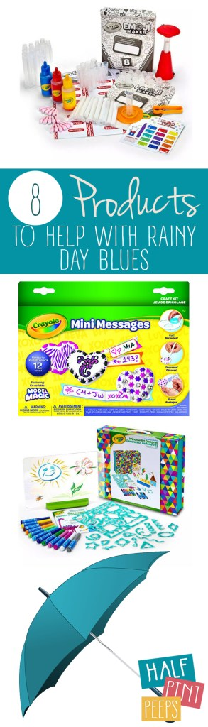 8 Products to Help With Rainy Day Blues| Activities for Kids, Kid Stuff, Fun Activities for Kids, Rainy Day Activities for Kids, Kids, Kid Hacks, Kid crafts #ActivitiesforKids #RainyDayActivities