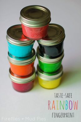 Make Your Own Homemade Finger Paint| Finger Paint, DIY Finger Paint, Kid Stuff, Crafts for Kids, Kid Stuff, Finger Paint Crafts, Finger Paint Crafts for Kids, Popular Pin #DIYFingerPaint #KidCrafts