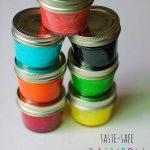 Make Your Own Homemade Finger Paint  Finger Paint, DIY Finger Paint, Kid Stuff, Crafts for Kids, Kid Stuff, Finger Paint Crafts, Finger Paint Crafts for Kids, Popular Pin #DIYFingerPaint #KidCrafts