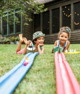 12 Things that Will Make Your Yard the Most Fun| Yard Ideas, Yard Games, DIY Yard Ideas, DIY Yard, Yard Games for Kids, Fun For Kids, Fun for Kids Outdoor #YardIdeas #DIYYardIdeas #FunforKidsOutdoor