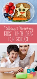 Kids' Lunch Ideas for School | Pack Your Kids' Lunches | Healthy Lunches | Back to School | Lunches for Back to School