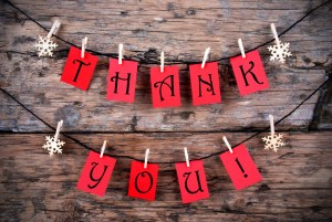 A Lesson in Gratitude   Thank You Letters   Thank You Letters for Santa   Thank You Letters for Kids   Santa Claus   Letters to Santa   Gratitude