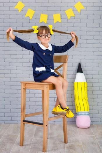 DIY Pencil Tennis Shoes | diy | back to school | kid stuff | pencil tennis shoes | shoes | school
