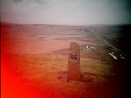 Marsden Moor Heritage Trail Stone 14