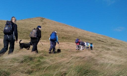 Pule Hill climb