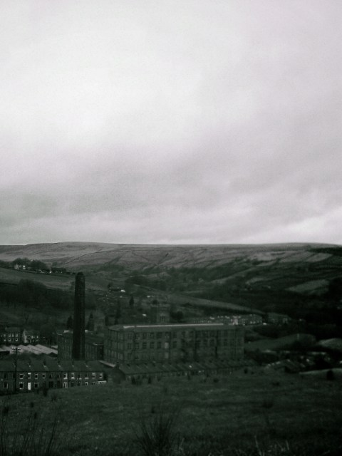 Bank Bottom Mill - Marsden