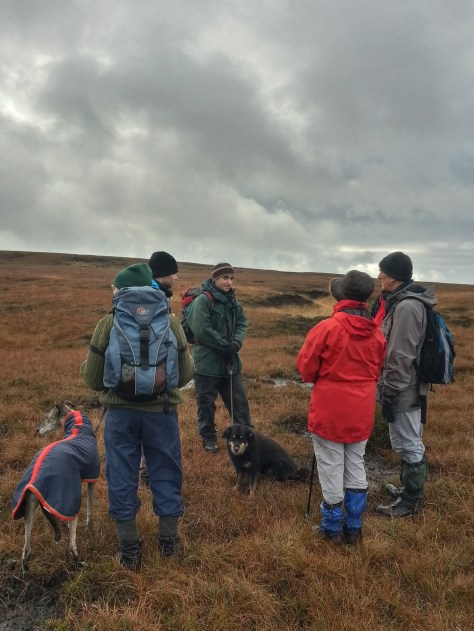 Marsden Moor National Trust - Hare spotting hike