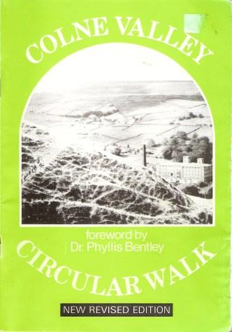 CVC Walk booklet Colne Valley Circular Walk hike wayfaring