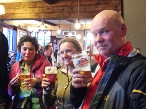 Colne Valley Circular Walk Hike Marsden - Riverhead Pub