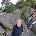 Brimham Rocks Nidderdale Way Yorkshire Dales Hike