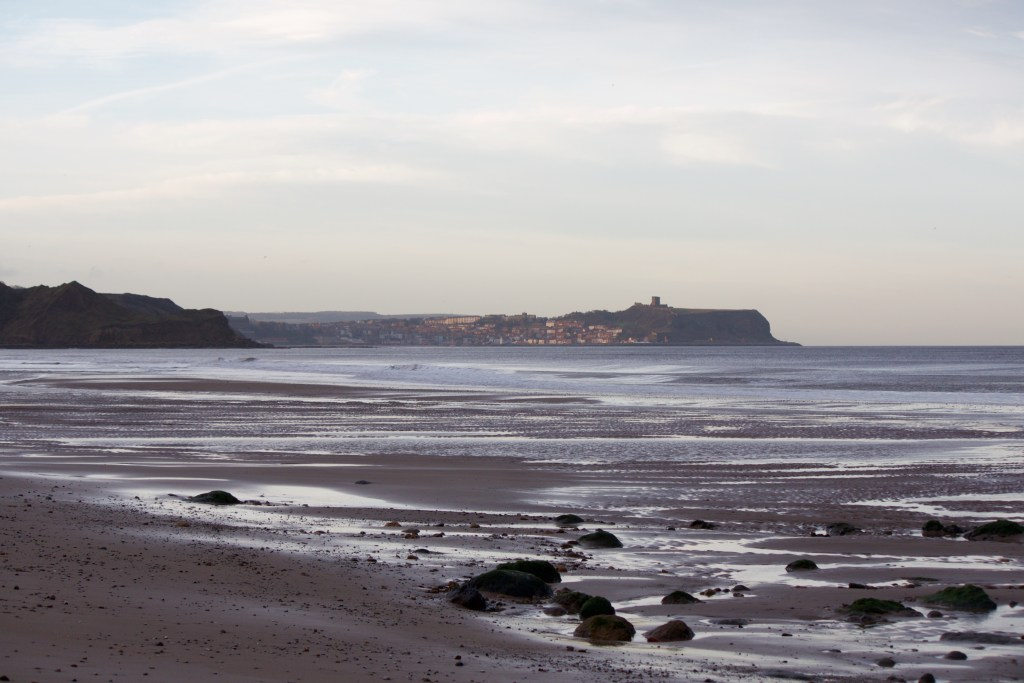 Cayton Bay jurassic Coast Walk
