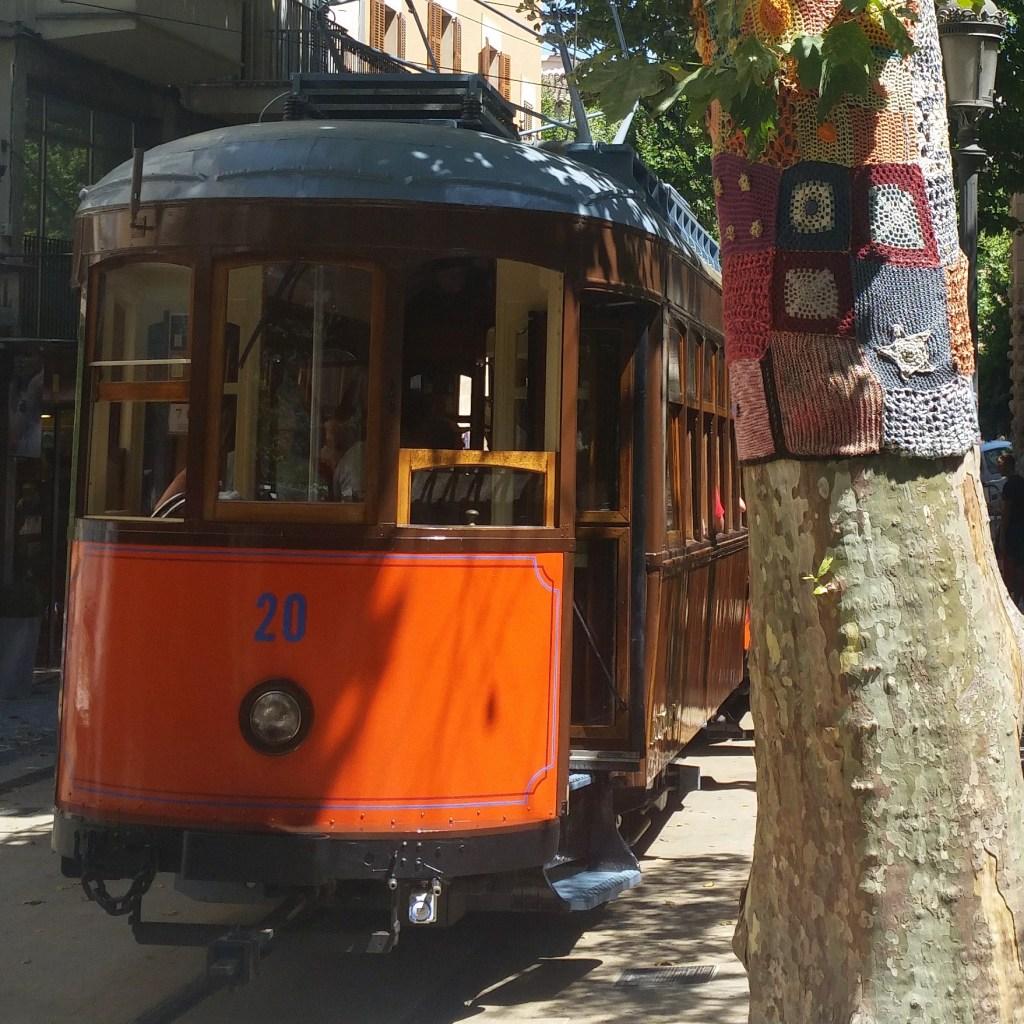 GR221 Soller Tram