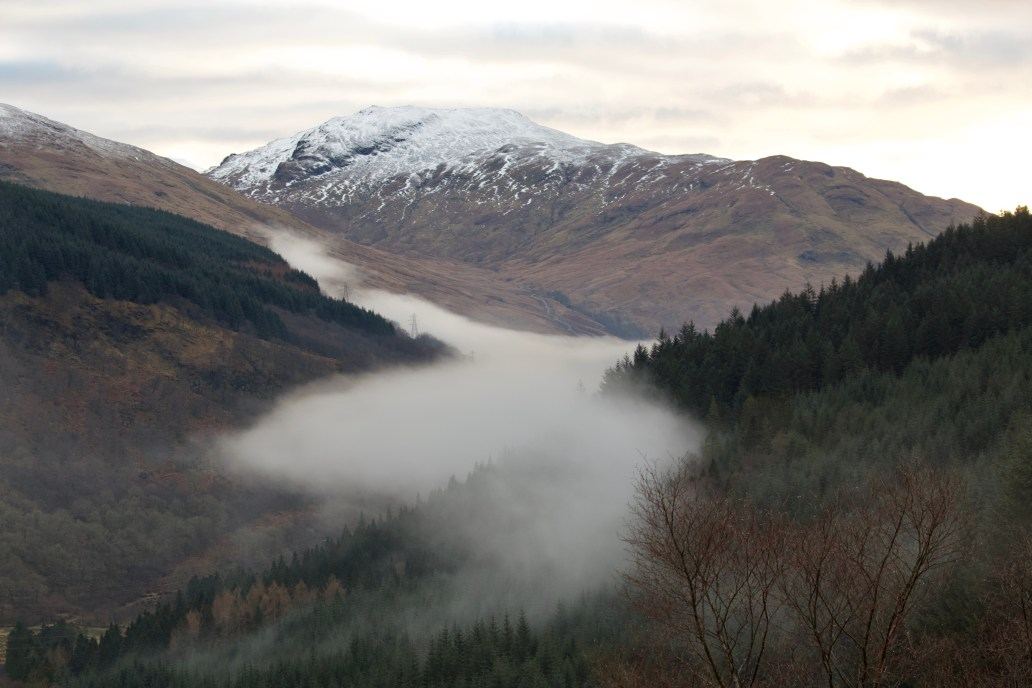 Glen Loin- Arrochar