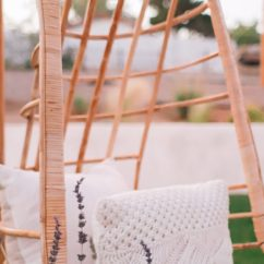 Hanging Chair Decor Design Diy Summer Patio Our New Halfway Wholeistic