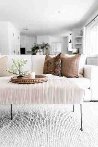 Four Reasons To Consider An Upholstered Bench Over A Coffee Table Halfway Wholeistic