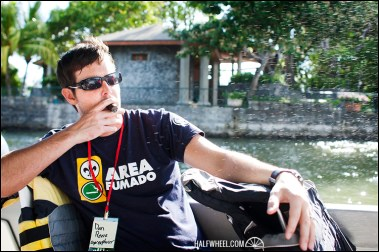 Dan Reeve, Cigar Explorer.