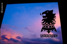 Undercrown window.