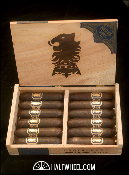Undercrown Flying Pig Box 2