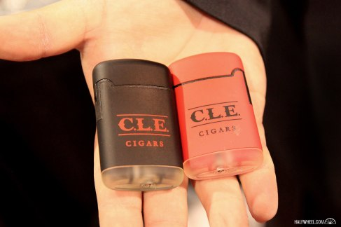 CLE is releasing a number of value-priced single flame torch lighters bearing the marks of several of their brands. MSRP is $10 each.