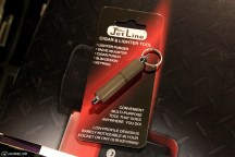 This little device from JetLine is a cigar punch, lighter purging tool and screwdriver for adjusting the valve on your lighter all in one, and all for just $9.99.