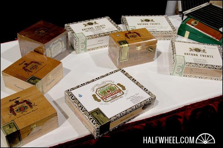 Tobacco Plus Expo 2013 — Arturo Fuente