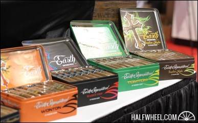 Tobacco Plus Expo 2013 — Supernatural