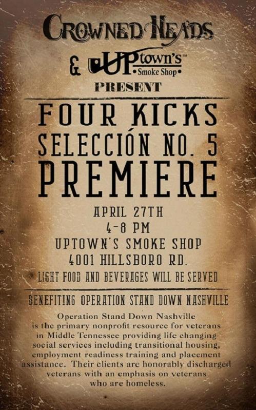 Four Kicks Seleccion No.5 Uptowns