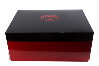 Camacho Strongbox Humidor 1