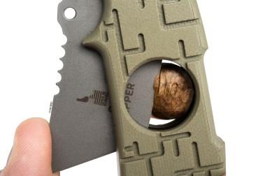 TOPS Knives 208 Clipper Cigar Cutter 13
