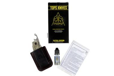 TOPS Knives 208 Clipper Cigar Cutter 3