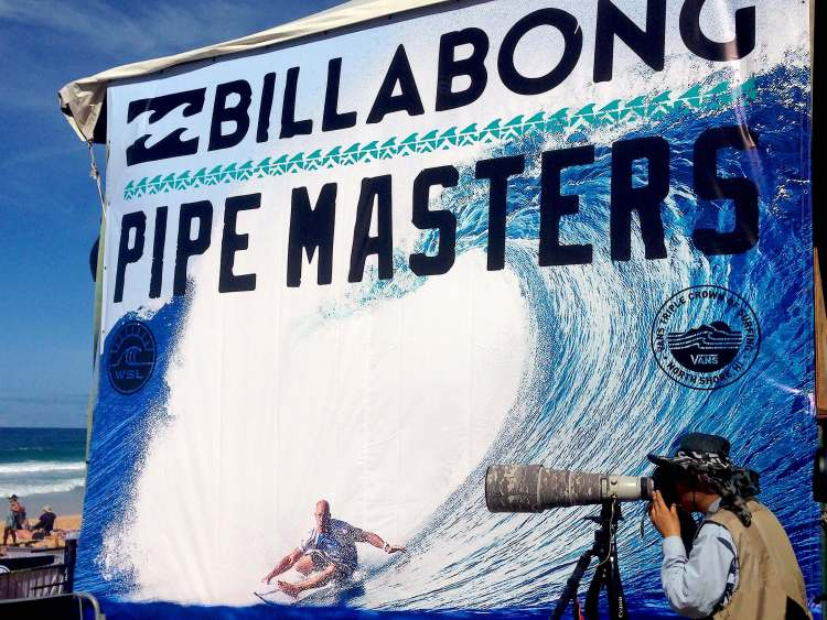 North Shore Pipe Masters
