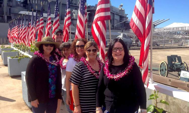 Pearl Harbor Battleship Missouri