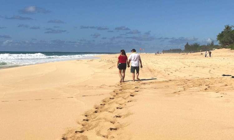World Famous Oahu Beach