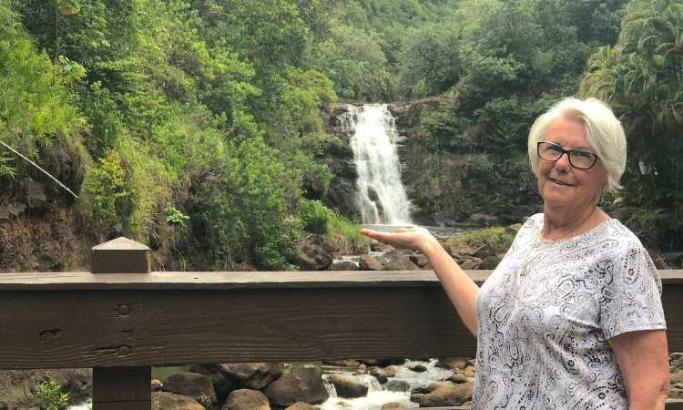 Waimea Waterfall Hike