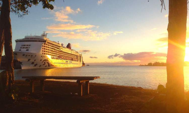 Airport Cruise Transfer Tours