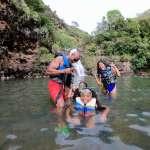 Holiday in Hawaii family fun