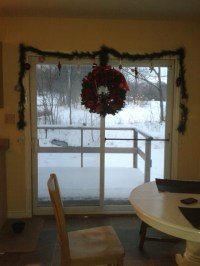 Patio Door Christmas Decorations | Psoriasisguru.com