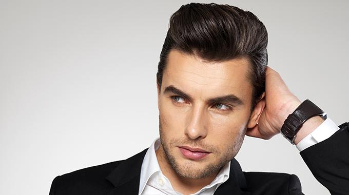 Haarstyling Für Männer – Mittellange Haare Richtig Stylen