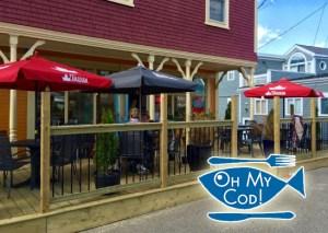 Oh My Cod Restaurant