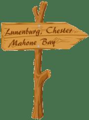 Lunenburg Chester Mahone Bay Tour