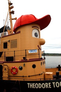 Theodore Tugboat Halifax NS