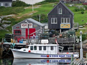 Peggy's Cove Boat Tours