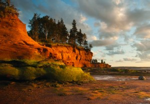 Bay of Fundy Highest Tides in the World