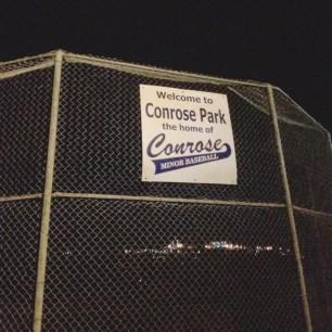 Halifax Peninsula HRM Off-Leash Sports Fields - Conrose Ball Park