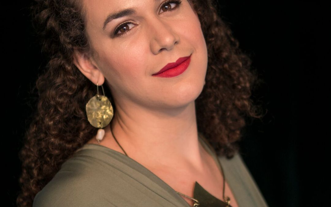 Montreal mezzo Rose Naggar-Tremblay: featured artist of the 2017 Halifax Summer Opera Festival