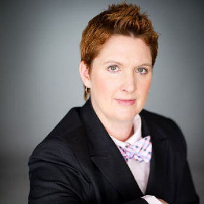 Dr Vicki St Pierre